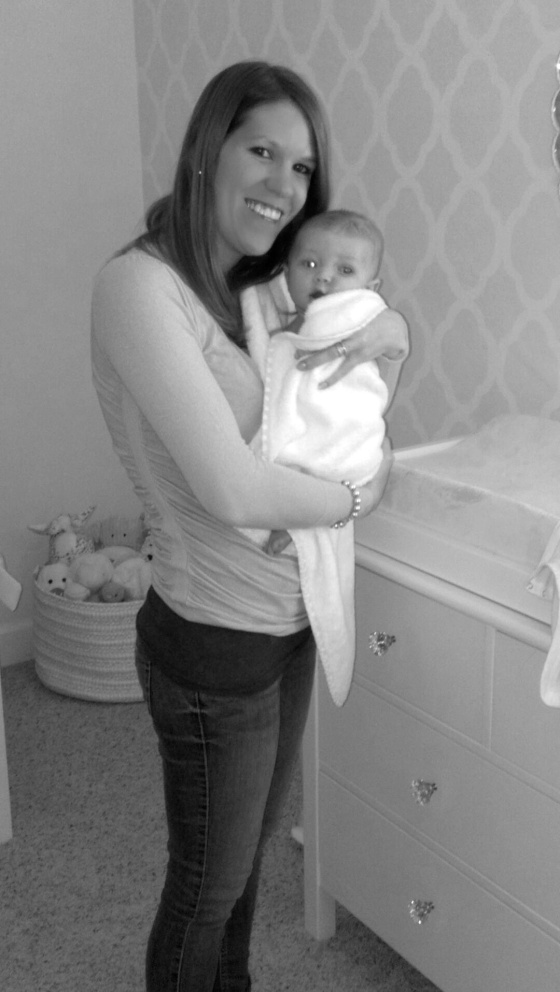 Mommy and Ella