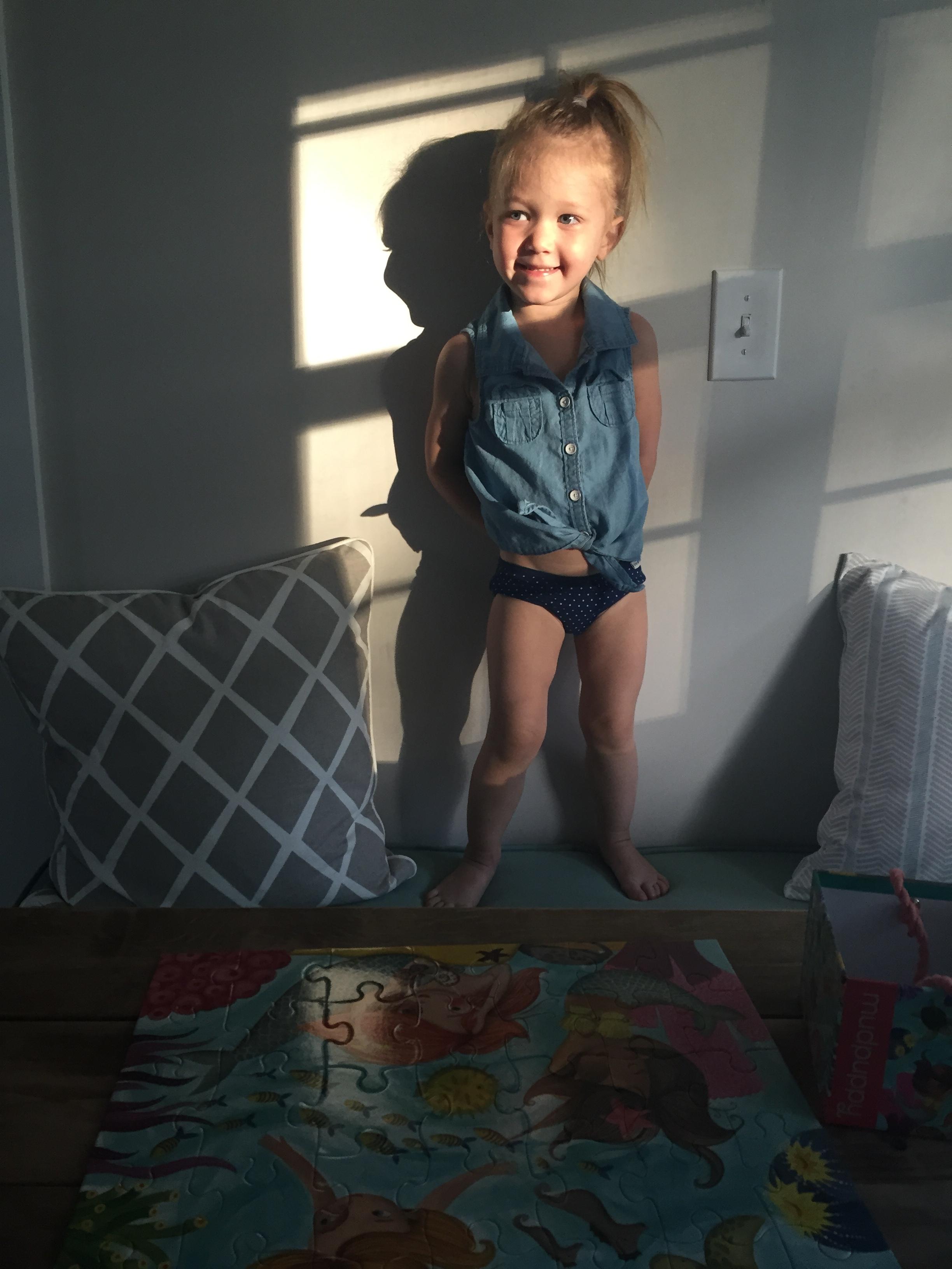 My Little Mermaid Amp Big Girl Underwear Ella Avery Mila